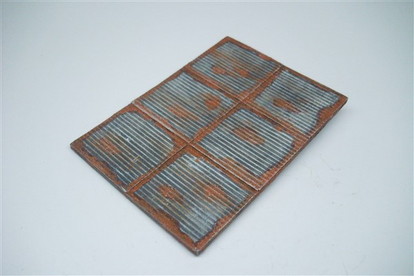 1:56  TIN ROOF SECTION  6 panel