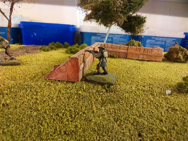 1:72 TRENCH/EARTHWORK SECTION