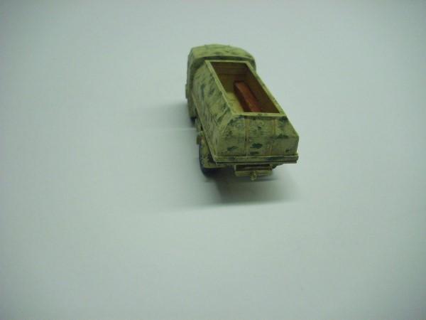 FIAT SCUDATO ARMOURED TRUCK