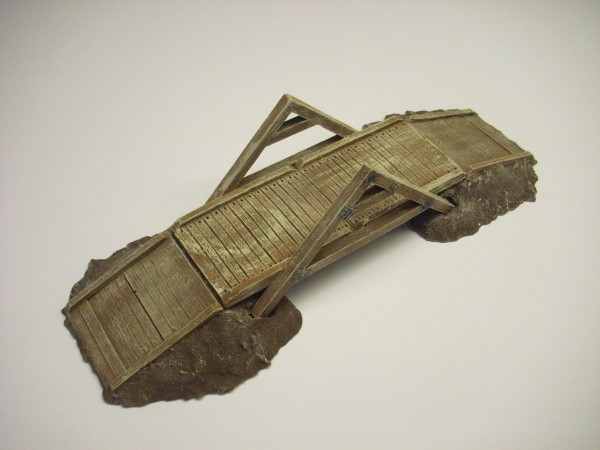 1:72  TEMPORARY BRIDGE
