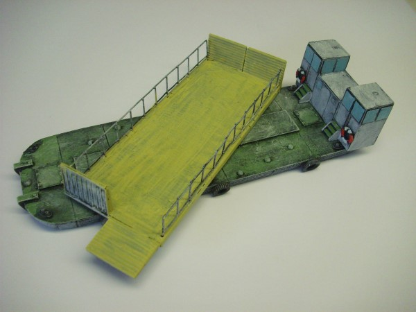 1:76  TURNTABLE FERRY