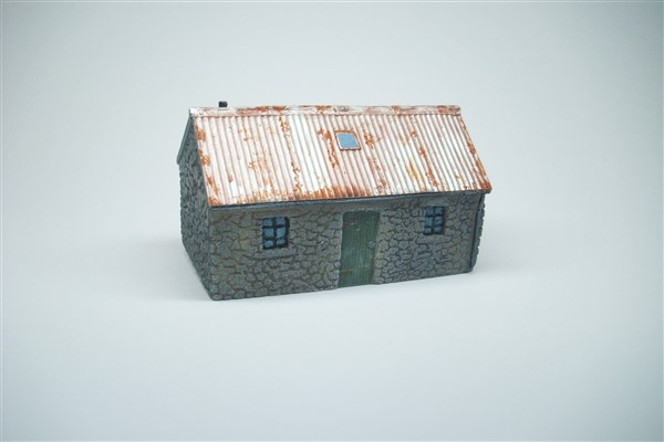 HIGHLAND STONE COTTAGE WITH TIN ROOF