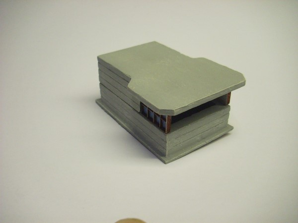 1:72 BATTERY O/P FOR GUN EMP