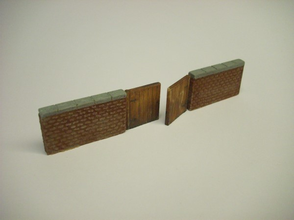 1:56  BRICK WALL WITH GATES