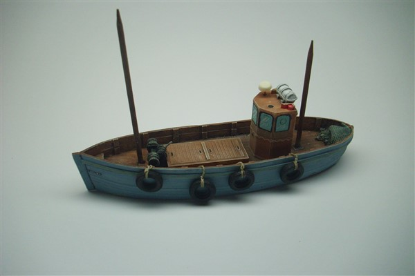 SCOTTISH FISHING BOAT