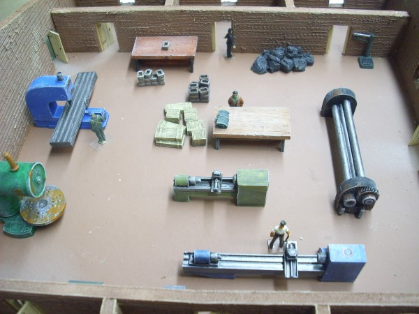 INDUSTRIAL DRILL / MILLING MACHINE
