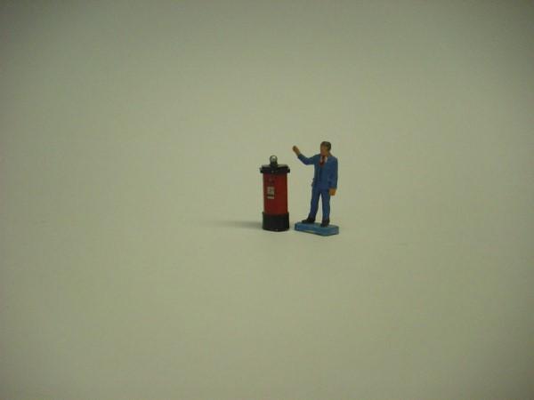 VICTORIAN POST BOX x 4