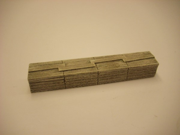 1:76  TIMBER LOAD FOR 53 ft NARROW BOAT