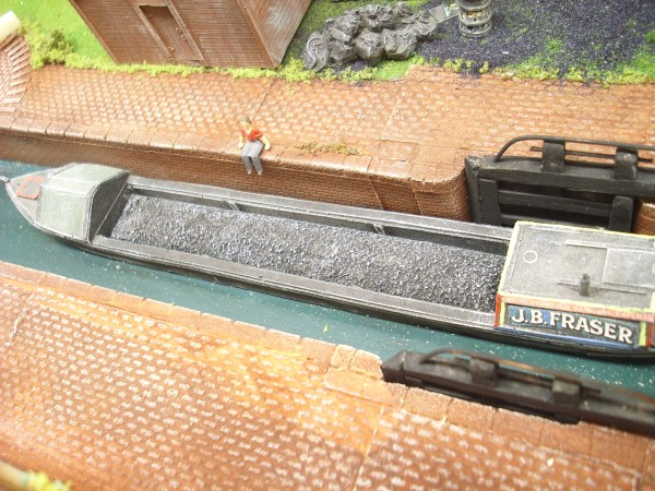 COAL LOAD FOR 62 ft NARROW BOAT