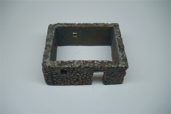 1:76 ABANDONED STONE CROFT