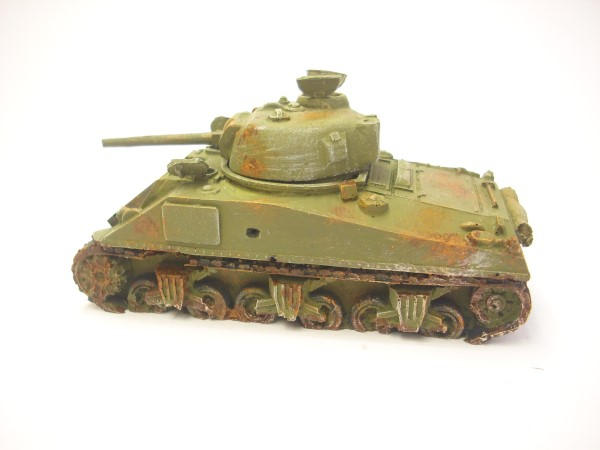 1:56  SHERMAN M4A4 BATTLE WRECK