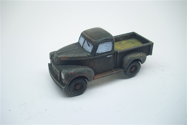 1:56  AMERICAN PICK UP TRUCK 1940'S PERIOD