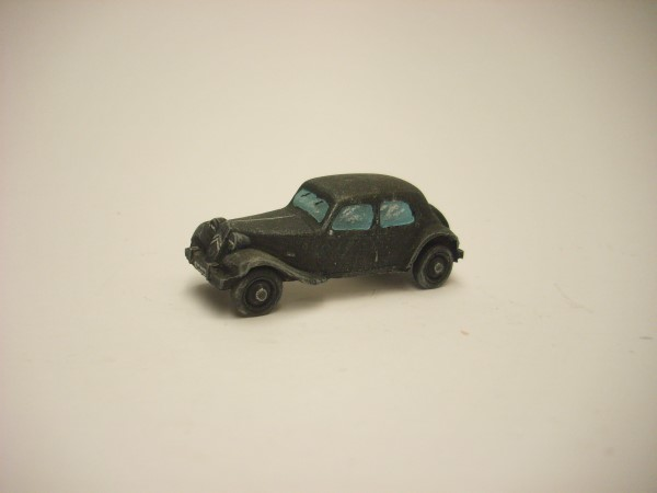 WW2 GESTAPO CITREON