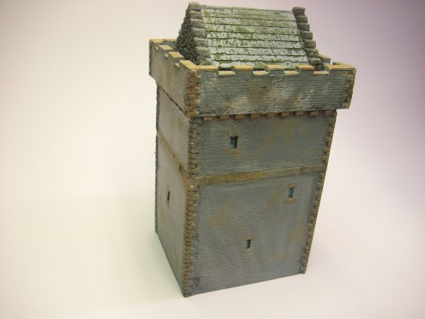 1:76  SCOTTISH CASTLE