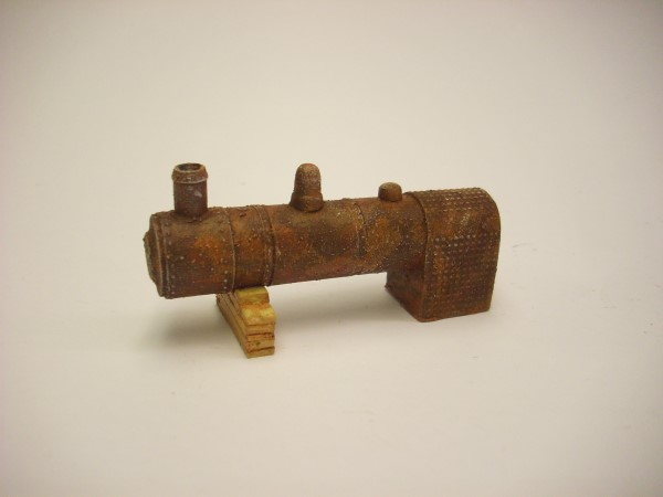 1:76  OLD LOCOMOTIVE BOILER