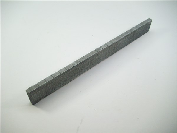 1:76  STONE WALL SECTION
