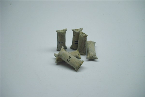 1:76  HOP POCKETS (SACKS) pack of 6
