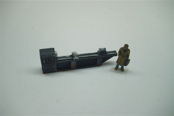 1:76  LARGE FACTORY LATHE