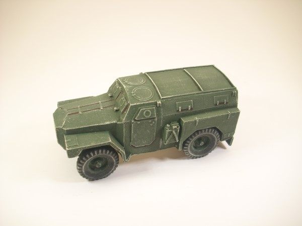 HUMBER PIG ARMOURED TRUCK (cold war)