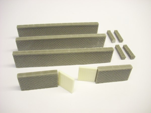 1:56  BRICK WALL SET