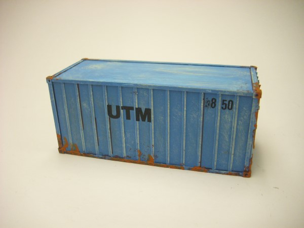 SHIPPING CONTAINER 20ft