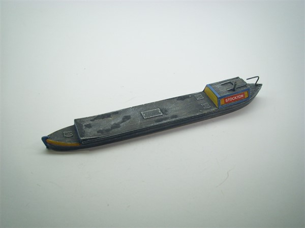 1:76  53ft CANAL TANK BOAT