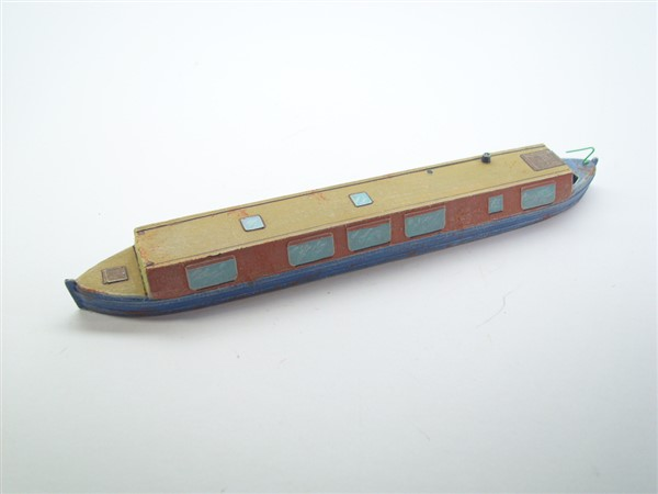 1:76  51.3ft CANAL HOUSEBOAT
