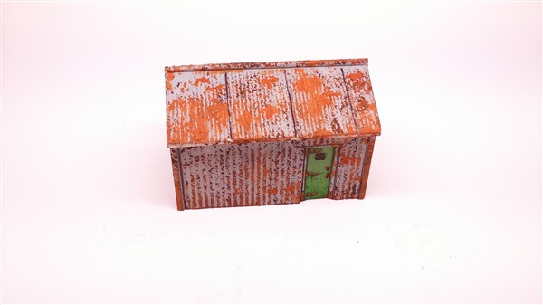 1:76  INDUSTRIAL BUILDING OR TOOL SHED