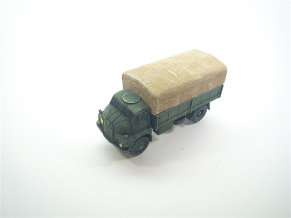 1:56  BEDFORD RL TRUCK  post WW2 British vehicle
