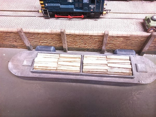1:76 HARBOUR QUAYSIDE SHIP FENDERS x 2