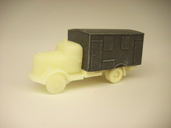 1:56  RADIO TRUCK BACK FOR OPEL BLITZ TRUCK
