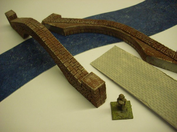 STONE BRIDGE SIDES (pair)