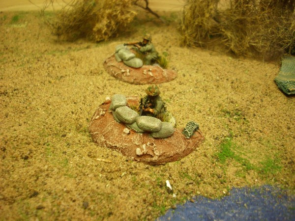 1:56  FOX HOLE/RIFLE PIT + 7 SANDBAGS