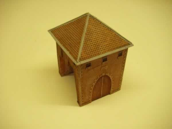 1:100  VAUBAN GATE TOWER