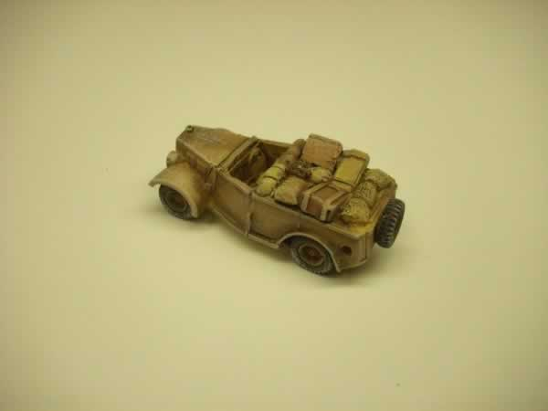 1:72  HUMBER STAFF CAR CUT DOWN TOP