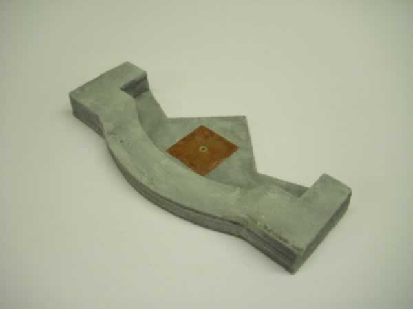 1:72 OPEN AIR COASTAL CONCRETE EMPLACEMENT