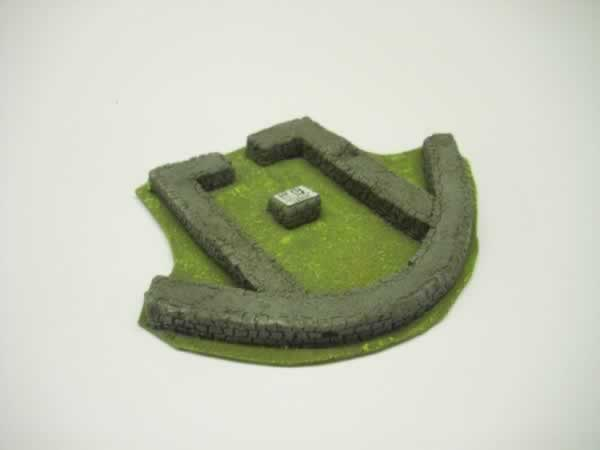1:76 ROMAN FORT HISTORIC SITE