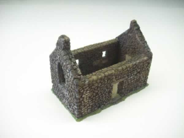1:76 RUINED SCOTTISH CHURCH