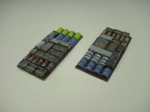 1:76 MIXED GOODS LOAD INSERT x 2