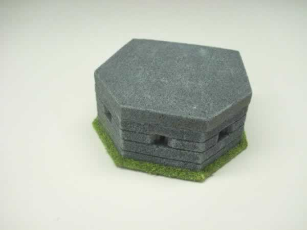 1:72 WW2 TYPE 24 PILL BOX