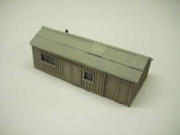 1:76 TIMBER WORKSHOP