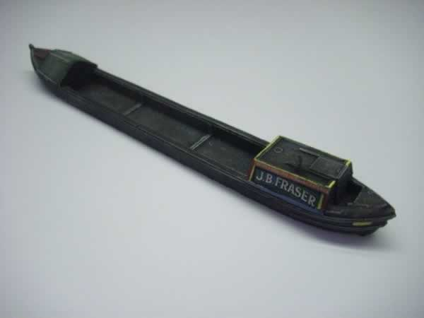 1:76 CANAL NARROWBOAT