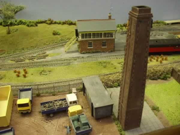 1:76 ORNATE FACTORY CHIMNEY