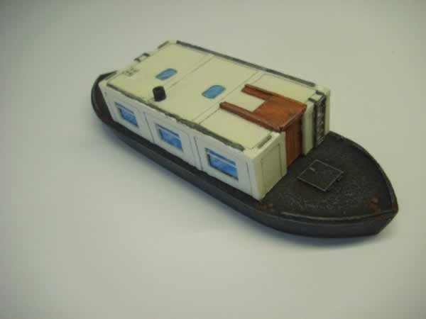 1:76 HOUSE BOAT