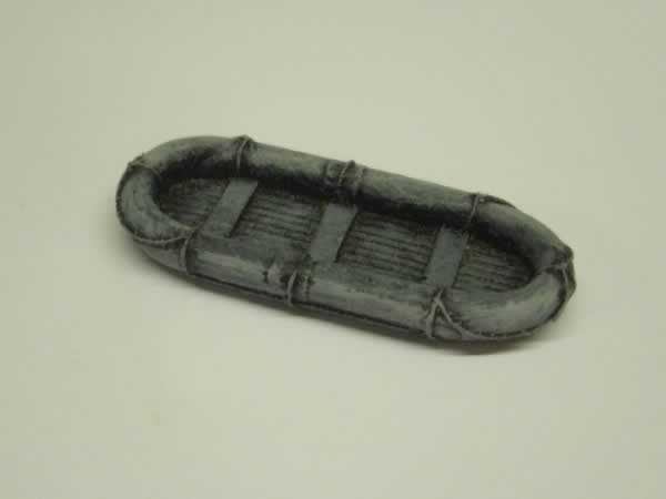 RUBBER ASSAULT BOAT