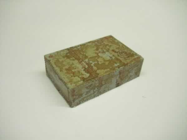 1:76 RECTANGULAR STEEL WATER TANK