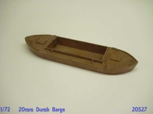 1:76 DUMB BARGE 44ft