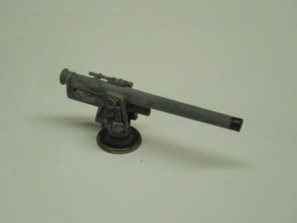 "5.5"" or 6"" NAVAL GUN"