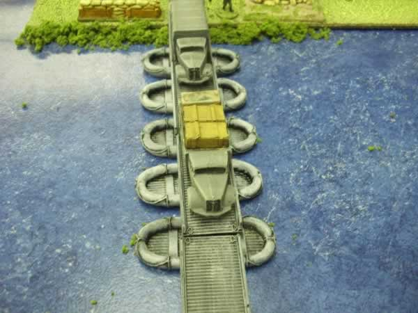 5 BOAT PONTOON BRIDGE
