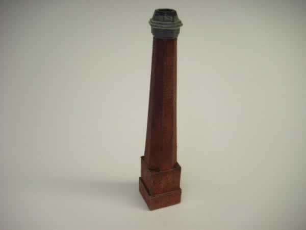 1:76 BRICK BUILT CHIMNEY STACK